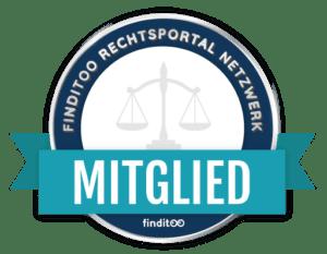 Finditoo Rechtsportal Netzwerk Embleme