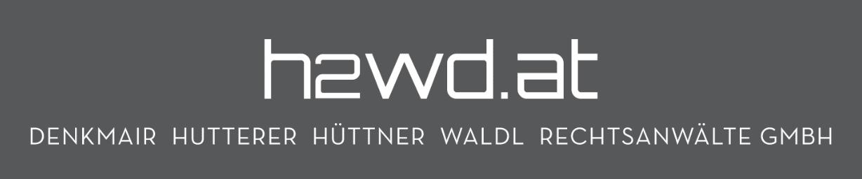 Logo Kanzlei Denkmair Hutterer Huttner Waldl